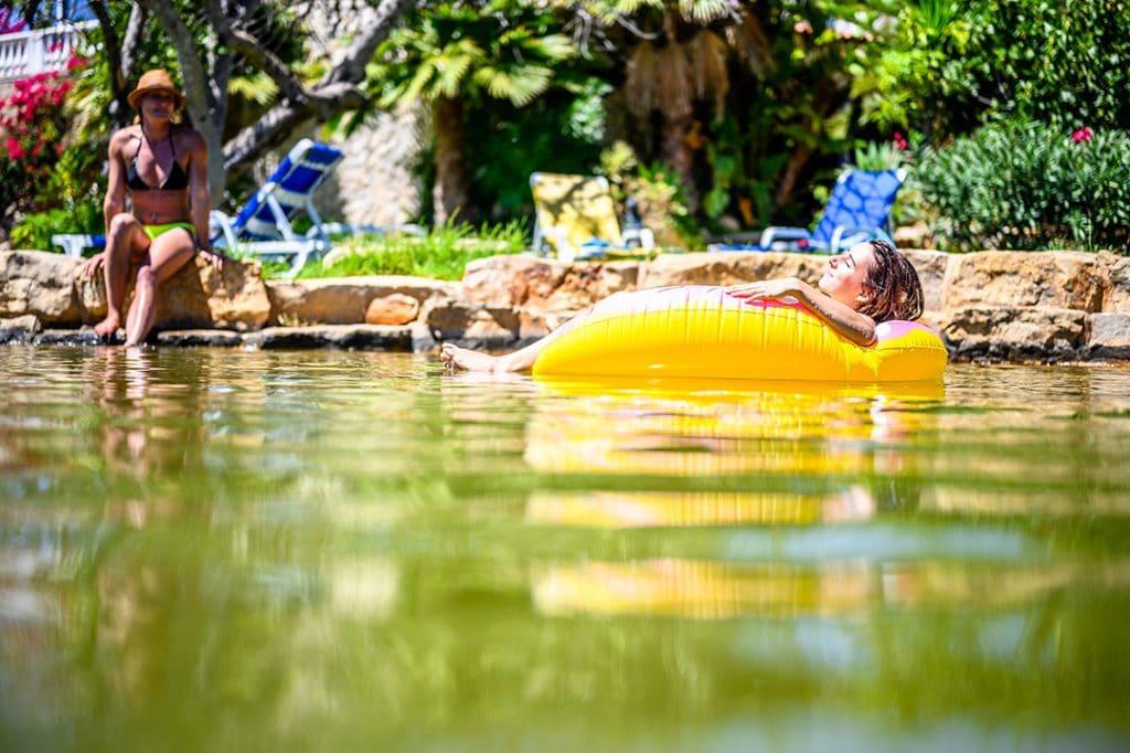 Camp Schwimmteich